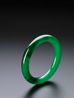 A Highly Important Jadeite Bangle