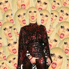 Katya, RPDR7, Instagram photo by @danny_felicia_ (Daniel Roa) | Iconosquare