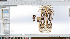 Design a kinetic sculpture