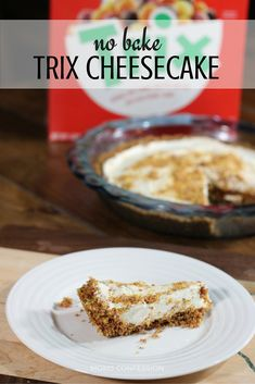 Cooking with Teens and Creating Memories in the Kitchen with plus a new 5 ingredient No Bake Trix Cheesecake that you all have to try! Creative Desserts, Easy Desserts, Houston Food, B Recipe, Making Homemade Pizza, Homemade Donuts, Cheesecake Desserts, Best Dessert Recipes, Everyday Food