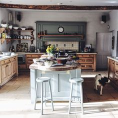 Boho On Pinterest Bohemian Kitchen Elle Decor And Rustic Kitchens