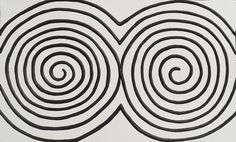 Imigongo traditional pattern