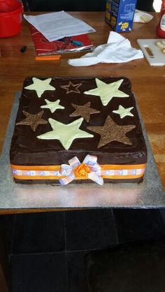 Cake for the glesson family