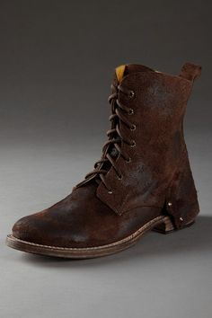 Bed Stu Bragg Boot - Brown