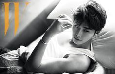 Lee Jong Suk  이종석  W