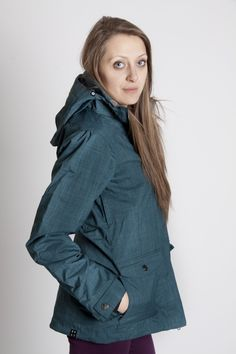 Style Trend Clothiers - Roxy Raven 8K Insulated Jacket, $215.00 (http://www.styletrendclothiers.com/roxy-raven-8k-insulated-jacket/)