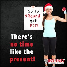 Did you know that you can still enjoy the holidays AND get in shape, too? Yes, eat well for the holiday season, but do it sensibly and moderately. Cut out the sugary between-meal snacks. Drink lots of water. Work out. Need help with a workout program? 9Round delivers total body results in a quick and convenient 30 minute workout with no class times and a trainer with you every step of the way! Call or come by today. Your first workout is always FREE! #FullBodyWorkout #TotalBodyResults…