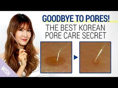 (45) Korean Pore Care Secret With The Best Pore Minimizing Products | Wishtrend - YouTube