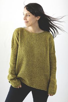 Ravelry: The Easy Bulky One pattern by Joji Locatelli