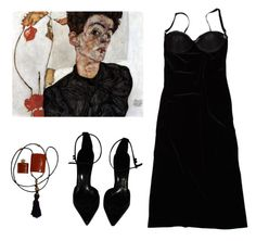 """""""Untitled #851"""" by nibli ❤ liked on Polyvore featuring moda, Yves Saint Laurent e Burberry"""