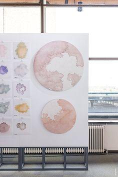 Mieke van den Hout - Studio Mieke Lucia - Acoustic Panel - photo by Enigheid.nl
