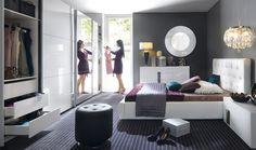 Black Red White - Meble i dodatki do pokoju, sypialni, jadalni i kuchni - Inspiracje