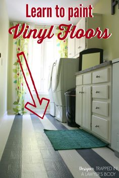 25 Best Paint Vinyl Floors Images Diy Flooring Paint