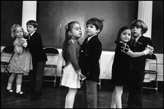 Elliott Erwitt USA. New York, 1977 Dance School
