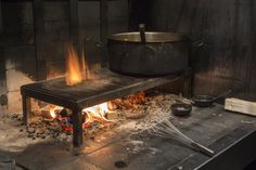 At Michelin-starred restaurant Ekstedt in Stockholm, all the food is cooked using fire and smoke, soot and ash - there's no electricity involved.