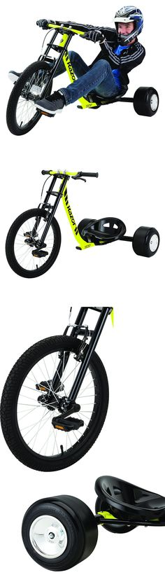 Other Scooters 11329: Outdoor Cycling Drift Trike Moto Style Sport Handle Bar Steel Frame Bmx Pedal -> BUY IT NOW ONLY: $168.63 on eBay!