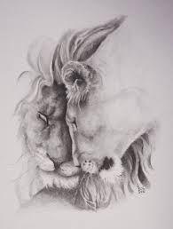 Afbeeldingsresultaat voor lion drawings