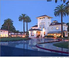 San Jose, CA...Hayes Mansion