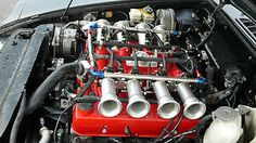 MG RV8 GT COUPE | eBay
