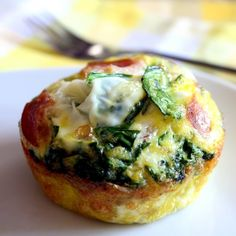 Grab-n-Go Egg Muffins