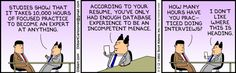 Dilbert comic strip for 11/03/2012 from the official Dilbert comic strips archive.