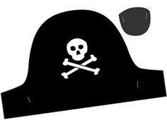 Pirate fingerplays