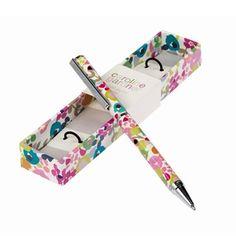 Ditsy Boxed Pen