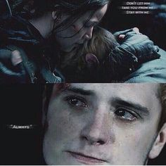 Mockingjay part 2!!!!! I am totally not crying right now:(