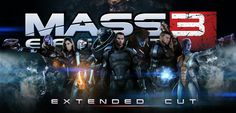 Mass Effect 3 Extended Cut DLC which rolled out yesterday for the Xbox 360 and PC. So look away if you are still playing through Mass Effect 3 Video Game News, Video Games, Tail Wagging The Dog, Mass Effect 4, Xbox 360 Games, Fabric Pictures, Digital Trends, Modern Warfare, Wii U