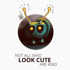 """""""Not all who look cute are kind"""" . #doodle #drawing #cute #kind #glow #dark #procreate #illustration #rain_ant #small #creature #2020 Ant Art, Ants, Glow, Doodles, Rain, Creatures, Drawings, Illustration, Rain Fall"""