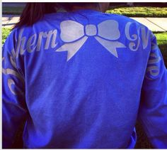 Great customer appreciation photo! Long Sleeve southern Made in Flo Blue with Silver.  We love seeing action shots of our customers wearing custom Southern Made Products. If you have a photo you'd like to share please send us at photobucket@inkonashirt.com and we'll post it in our customer appreciation album and on our shopinkonashirt website.  Thanks Ray