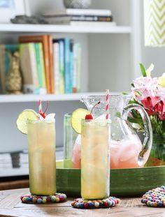 Cherry Beer Margaritas by Michael Wurm Jr via RedEnvelope.com