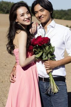 SEE PHOTOS: Shu Qi and Stephen Fung announce marriage after being in a…
