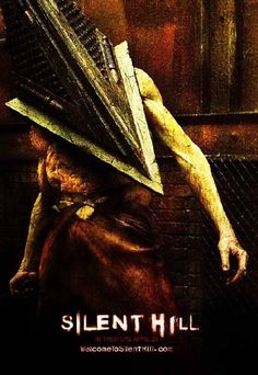 High resolution official theatrical movie poster ( of for Silent Hill Image dimensions: 1036 x Directed by Christophe Gans. Silent Hill 2006, Silent Hill Movies, Red Pyramid, Pyramid Head, Horror Movie Posters, Horror Films, Scary Movies, Good Movies, Halloween Movies