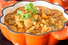 Cajun vegetable stew recipe, NZ Woman's Weekly – This appears difficult, but only because of the number of ingredients – it's deliciously easy! – foodhub.co.nz