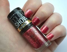 Maybelline ColorShow Brocades nagellak collectie - Girlscene