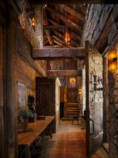 Would love a barn that looks like this :)