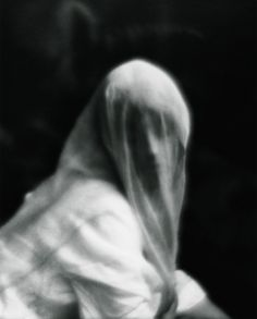The Dream (Veiled Woman) by Imogen Cunningham, 1910 - 1975