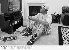 Will Smith on a Nintendo