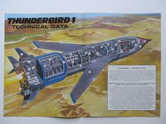 Technical Illustrations, Timeless Series, Thunderbirds Are Go, Si Fi, Space Toys, Classic Sci Fi, Sci Fi Tv, Science Fiction Art, Kids Shows