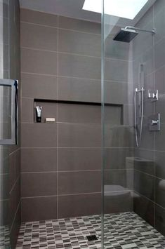 Simple and Creative Tips Can Change Your Life: Stand Up Shower Remodeling On A Budget shower remodel with window glass blocks.Stand Up Shower Remodeling On A Budget small shower remodel with bench.Bath To Shower Remodel. Small Shower Remodel, Diy Bathroom Remodel, Bath Remodel, Bathroom Renovations, Bathroom Ideas, Bathroom Small, Bathroom Gray, Bathroom Modern, Budget Bathroom