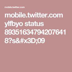 mobile.twitter.com ylfbyo status 893516347942076418?s=09