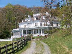Can't wait to go back when this place is actually open: Moses Cone House; Boone, NC