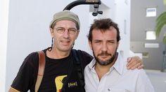 @Desechos with Arie Van Dam