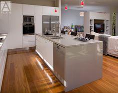 Large Kitchen Design Ideas | Kitchen Company Sydney, A-Plan Kitchens