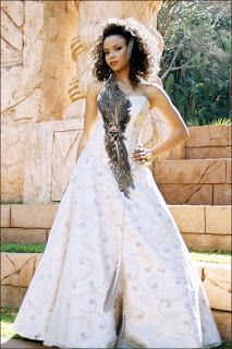 Gods Grace Wedding Gowns Planners Ethnic African