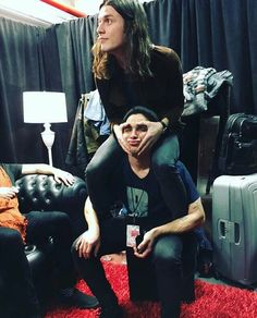 James Bay is such a dork and I love that about him!