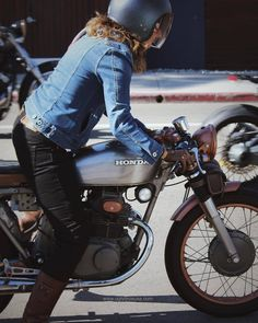 uglybrosusa:.#TBT 2015 @lahalihwood at #VVMC Rally👖Twiggy Women's Armored…