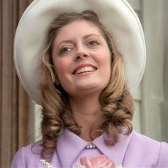 """Susan Sarandon as Janet Weiss 
