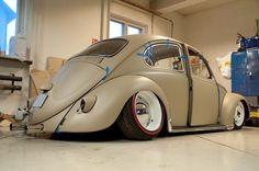Slammed VW........